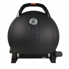 Gratar portabil cu capac O-GRILL 900, 3.2 kW, aprindere automata, 232 g/h, afisaj temperatura, Negru image