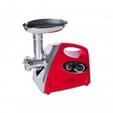 Masina electrica tocat carne rosie MGB-080 1200W ,Accesorii rosii, carnati, chiftele