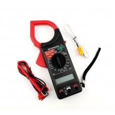 Multimetru digital , clampmetru 266C + Temperatura
