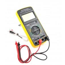 Multimetru digital cu carcasa antisoc 9208A