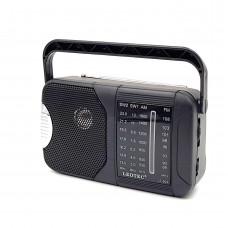 Radio cu 4 benzi AM/FM/SW1/SW2 LT-503, alimentare 220v si baterii