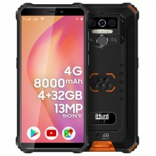 Telefon Mobil iHunt TITAN P8000 PRO 2021 ORANGE