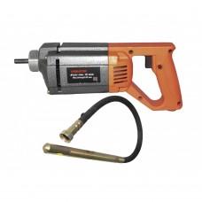 Vibrator beton electric de mana + lance 35mm*1.5m ZPN50