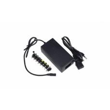 Incarcator,alimentator universal laptop priza 120W, 9 conectori