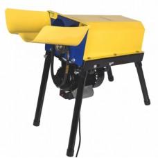 Batoza electrica pentru porumb Gospodarul Profesionist, 2.2 kW, 400 kg/h, 3000 RPM, model dublu