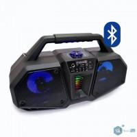 Boxa portabila wireless bluetooth , radio, mp3 ZQS-4216, telecomanda