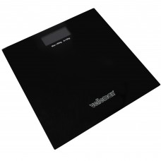 Cantar de baie digital, display LCD, 2 baterii AAA, 180 kg, Velleman