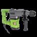 Poza Ciocan Rotopercutor Procraft BH1600 cu 1,6 kW, 780 rpm + Carbuni rezerva, SDS