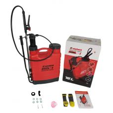 Pompa de stropit vermorel , 2in1, 12V-8Ah, electrica/manuala, 3 tipuri de stropire Elefant SEM16
