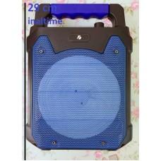 Poza Boxa portabila Bluetooth KTS-1107 Karaoke , radio ,mp3 , telecomanda si microfon inclus