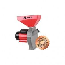 Poza Moara electrica pentru cereale ,furaje Blade, model A, 2.7 kW, 2850 rpm, 200 kg/h, 4 site