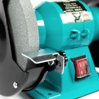 Polizor de banc 150 W, 2950 RPM , cu 2 discuri incluse  Detoolz