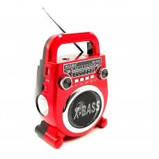 Boxa portabila bluetooth cu radio AM/FM/SW, lanterna, mp3 si acumulator X-BASS 721
