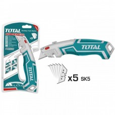 TOTAL - Cutter - 61x19mm - 180mm (INDUSTRIAL) image