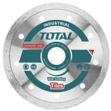 TOTAL - Disc diamantat continuu - ceramica - umed - 125mm image
