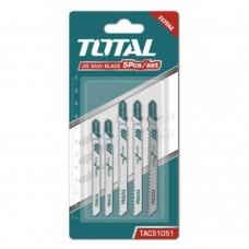 Poza TOTAL - Set lame fierastrau pendular - metal 100mm